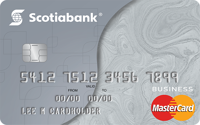 Scotiabank mastercard businesscard scotia mastercard business card reheart Image collections